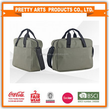 strong business computer bag with top carry handle