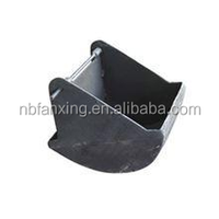Manufacture complete poultry feed trough