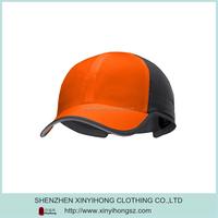 2014 New Arrival Orange Black Color Combinations Winter Sport Caps