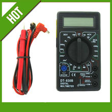 DT830B professional electrician pen type digital multimeter