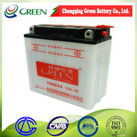 """""""Loncin motorcycle use Battery,Lead Acid Dry charged Motorbike batteries for starting"""