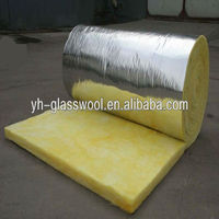 Fiber Glass Blanket Insulation With foil reinforce Kraft
