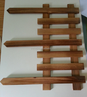 removable wooden fence/fashion fence/nice fence/