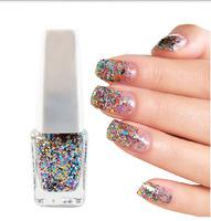 Nontoxic Tastless nail polish Glitter Nail Polish