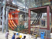 Multi-strands alloy steel and spring steel continuous casting machine supplier