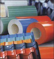 prime colour coated steel coil