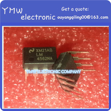 LM4562NA LM4562 DIP-8 Dual High Performance, High Fidelity Audio Operational Amplifier YMW