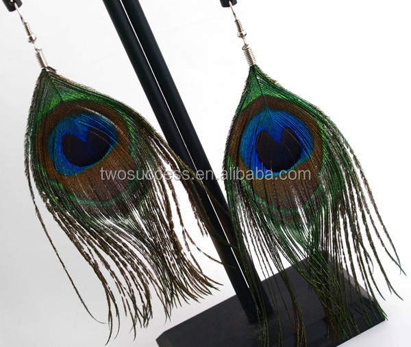 peacock feather earrings (11)