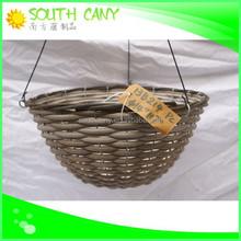 Modern wholesale reusable metal hanging fruit basket ikea