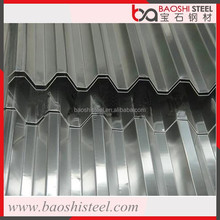 Widely used Lightweight cost effective roofing materials for corrugated zinc sheet
