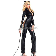 Cat Costume For Women Cat Woman Fancy Costume Sexy Halloween Costume