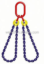 linyi factory supply Grade S6 two Legs Chocker Wholesalel sling dress leather chain lingerie