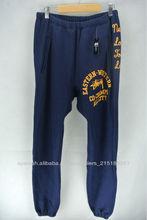 2013 marca casuales pantalones de vestir para hombres