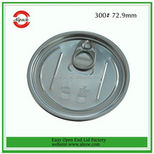 Factory Outlet Aluminum Can Easy Open end and Lids