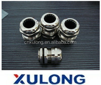 M40*1.5 hot sale brass cable gland, metal cable glands XULONG HIGH QUALITY
