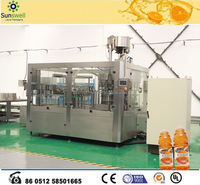 Fruit Juice Plant For Apple/Orange/Pineapple Juice Filling