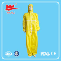 Hight Quality New Fire Retardant Disposable Protective Clothing with no hood