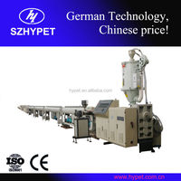 With Euro tech 75/33 Standard Extruder PE 20-110 pipe line