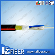 New technology OD 13.0 Outdoor oem 24 core single mode fiber optic cable