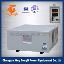12 volt 500A High frequency switching plating power supply for chrome plating equipment