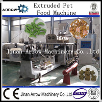 Wholesale Best Quality Automatic Extruded Dry Fish Food Line