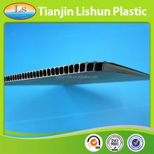china wholesale black corrugated plastic sheet 4x8