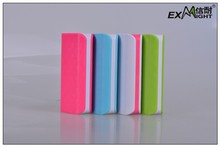 Protable 3000mah power bank fast charger for travel