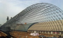 steel structure canopy, steel structure chicken poultry house