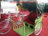 old shabby rickshaw electric rickshaw cng auto rickshaw