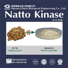 Lost weight Pure natural light yellow Nattokinase powder