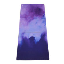 Custom yoga mat band, microfiber top yoga mat with any size, shape, print