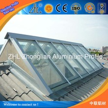 Good! Total completed owned aluminium extrusion dies aluminium foil roof insulation, well anodized protected aluminium roof tile