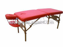 Manufacturer Supply High Quality facial bed massage table portable