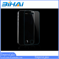 For iPhone 4 / 4s tempered glass screen protector oem/odm(Glass Shield)