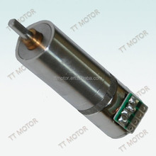 PM stepper gear motor planetary gearbox for adjustment mechanism