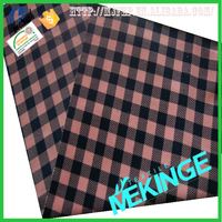 Wholesale plaid fabric cotton from china supplier