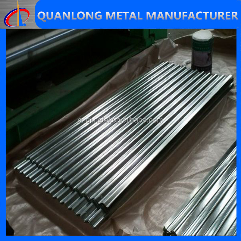 Zinc Galvanized Corrugated Metal Laminate Sheet Buy Zinc
