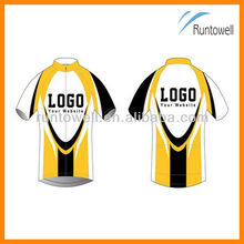 2012 sublimation recycle cycling jersey,wear,short sleeve,