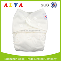 2015 ALVA Healthy Baby Wear, Washable Cloth Diaper Nappy, All in One Size