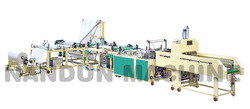 CSB-600M Non-woven Fabric Bag Making Machine