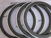 Customized promotional carbon rims used racing bike