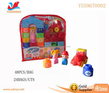 2015 New Products For Kids educational,Children Park Toys Block,Connect Toy