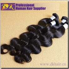 Wholesale new products can dye can wash unprocessed weave hair 3 bundles 33 body wave remi brazilian hair weave