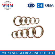 Single row angular contact ball bearing 7332 for cloth inspecting machine