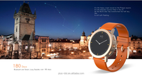 2015 hot products stainless steel case high quality smart watch phone watch