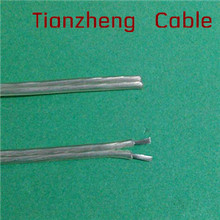 China Tinned copper Speaker Cable
