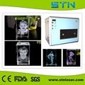 3D máquina de vidro gravura fabricante