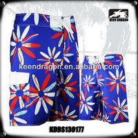 2014 NEW STYLE HAWAIIAN COSTUMES MEN'S FULL PRINTING SURFING CLOTHING