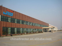 commercial and residential prefabricated steel structure building