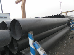 Longitudinal Submerged Arc Welding Pipe for pilling piles